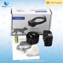 Electric Dog Bark Collar Amazon discounting Pet training collar WT744