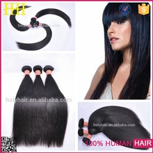 Charming style factory supply cheap human hair extensions buy one get one free.