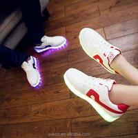 Alibaba Express Led Shoe Factory supply 2015 hot sale led shoe sole battery operated led shoes