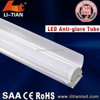 ISO 9001 CE ROHS Most new design high lumen anti glare 6ft led light tube 60watt