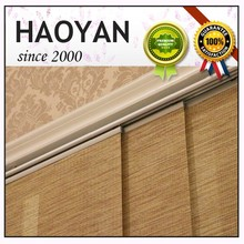Madera de la naturaleza madera cortina de las persianas