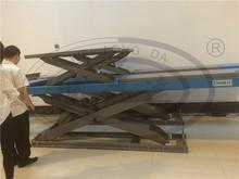 factory supply scissor lift for 3d wheel aligner