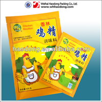 Hot!!! Chicken Essence Seasoning Packaging Bags
