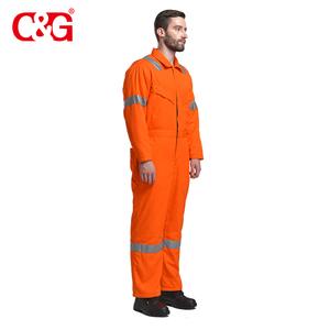 Erschwinglichen preis feuer wärme und schwer entflammbar leichte fr overalls