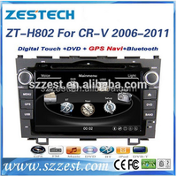 ZESTECH car audio for Honda CRV car dvd for Honda CRV car gps for Honda CRV 2006 2007 2008 2009 2010 2011