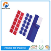 Industrial heavty duty strong sticky color velcro dots