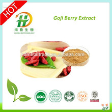 natural dried wolfberry extract with top quality goji berry extract