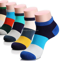Stitching color outdoor hiking mens lanesboro sport socks/socks sport of Anti-Bacterial