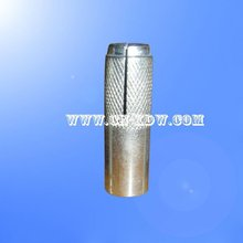 Wholesaler in China wooden garden house screw ground anchor expansion bolt steel drop in anchor