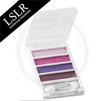 New Arrival 4 Colors Purple Blue Natural Eye Makeup