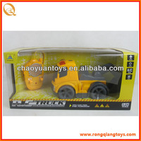 2014 HOT SELL 4 CH RC Excavator Truck Toy RC2914013