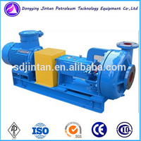 SB series Sand pump for Drilling solid control equipment