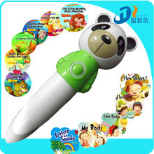 reading pen for kids/kids educational pen with fun and learning