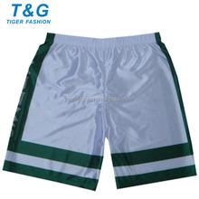 Top grade sublimated basketball shorts wholesale