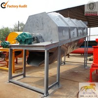 Rotary Compost Trommel Screen for sale