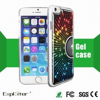 Factory sale customize color changing cell phone case