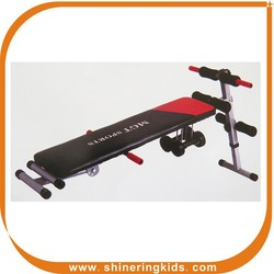 Supine Board/Abdominal Exercise Equipment/Sit Up Bench for Sale