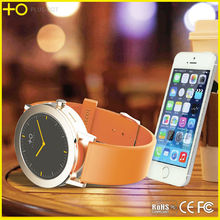 Free OEM/ODM Classic Simple Design Bluetooth Smart Watch for Smart phone