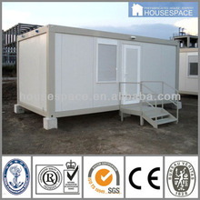 Energy Effective Demountable Rockwool Container Assembled Houses