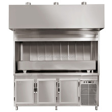 Barbecue Restaurant Shawarma Equipment