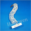 HVAC plastic rectangle expansion capillary thermometer