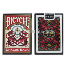 Bicycle Brand Poker Playing Cards - DRAGON BACK