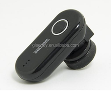 mini design customize logo faster delivery bluetooth earphone 2015 stand-by time100Hours