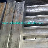 7.5kg per ingot Mg content 99.99%, 99.95%, 99.9% High purity pure magnesium alloy ingot
