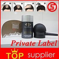 2016 Patent Hair Building Fiber China Japanese Fiber Hair Extension