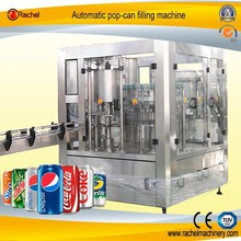 Beverage Can Filling Capping Production Line