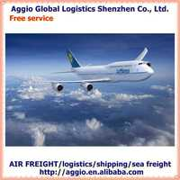 aggio China International air Logistics shenzhen to bergen