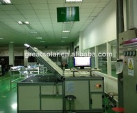 high efficiency 100W Poly Solar Panel with technical skill manifacture in China
