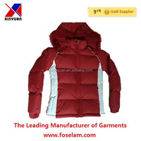 Girl stocklots colorful with waterproof with winproof jacket with hood
