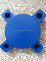"ANSI/ASME 900LB 2"" DN 50 plastic protector cover for flange"