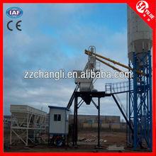 HZS75(75m3/h) Planta mezcladora de hormigón que se vende bien en China