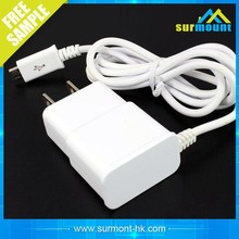 Universal mobile phone adapter US wall charger bulk usb charger