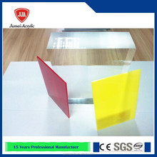 Colors cast acrylic sheet pmma plastic sheet for outdoor signboard /acrylic sign board