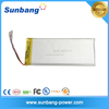 Shenzhen Battery Supplier 3.7v li-ion polymer battery 4000mah for power tool or electric