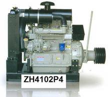 weifang popular diesel engine 60hp 4102p 4 stroke engine type