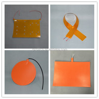 Custom Li-on Battery Operated/Powered Heated Pads-Siliconen Heating Pads