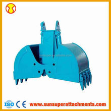 Excellent Grabbing Excavator Clamshell Bucket For C A T320