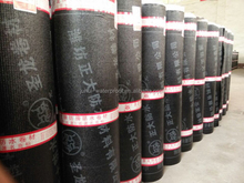 SBS / APP modified bitumen / asphalt waterproofing membrane, waterproofing material