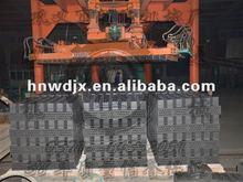 2012 Red clay bricks stacking machine(dry chamber) brick coal kiln