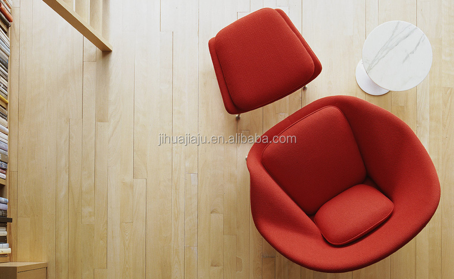Womb Chair Ottoman Eero Saarinen Knoll 5
