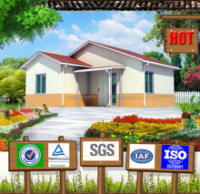2015 Hot promotion new technology 40ft container kit living modern container house