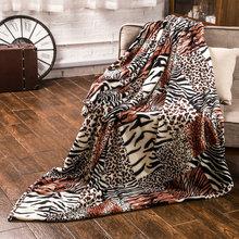 Oversized Micro rotary screen custom printed blankets