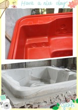 popular products relaxation equipment in usa Plastic Bathtub Mold