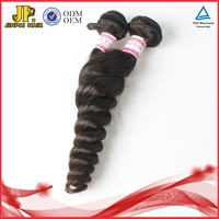 JP Luxury Hair Romance Curl Guangzhou Brazilian Hair Weave For Sale