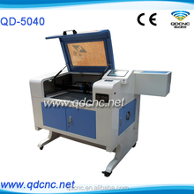 20% discounted 50w laser co2 engraver and cutter/laser machine to make rubber stamps QD-5040
