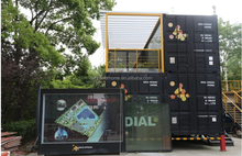 container office/ prefabricated container house prices/ prefab container house kits